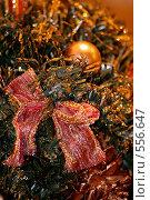 Новогоднее украшение. Стоковое фото, фотограф Ehduard Khabirov / Фотобанк Лори