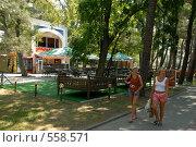 Купить «Краснодарский край. г. Геленджик», фото № 558571, снято 19 августа 2008 г. (c) Виктор Филиппович Погонцев / Фотобанк Лори