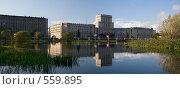 МГТУ им. Баумана (2008 год). Стоковое фото, фотограф Юрий Назаров / Фотобанк Лори