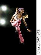 Купить «Современный танец», фото № 561843, снято 8 декабря 2019 г. (c) Константин Юганов / Фотобанк Лори