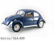 Купить «Volkswagen Beetle 1967», фото № 564499, снято 16 ноября 2008 г. (c) Vadim Tatarnitsev / Фотобанк Лори