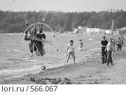 Полёт (2008 год). Редакционное фото, фотограф Terentiev Maxim / Фотобанк Лори