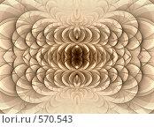 Купить «Деревянная текстура, сепия», иллюстрация № 570543 (c) Parmenov Pavel / Фотобанк Лори