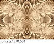 Купить «Деревянная текстура, сепия», иллюстрация № 570551 (c) Parmenov Pavel / Фотобанк Лори
