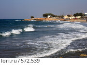 Купить «Греция,о.Крит, Като-Гувес, набережная», эксклюзивное фото № 572539, снято 3 августа 2008 г. (c) Яна Королёва / Фотобанк Лори