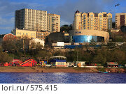 Купить «Владивосток с моря», фото № 575415, снято 10 мая 2008 г. (c) Ева Монт / Фотобанк Лори