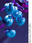 Купить «Елочные игрушки», фото № 577351, снято 17 декабря 2005 г. (c) Кравецкий Геннадий / Фотобанк Лори
