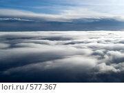 Небесные поля. Стоковое фото, фотограф Андрей Солодовников / Фотобанк Лори