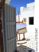 Купить «Santorini», эксклюзивное фото № 579047, снято 11 августа 2008 г. (c) Яна Королёва / Фотобанк Лори