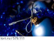 Купить «Елочные шарики», фото № 579111, снято 15 декабря 2005 г. (c) Кравецкий Геннадий / Фотобанк Лори