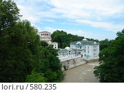 Купить «Нальчик. Вид на ресторан Эльбрус», фото № 580235, снято 22 июня 2008 г. (c) Александр Тараканов / Фотобанк Лори