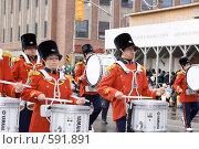 Купить «Парад Санта-Клауса. Торонто. Канада», фото № 591891, снято 16 ноября 2008 г. (c) Игорь Киселёв / Фотобанк Лори