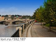 Купить «Прага. Чехия.», фото № 592187, снято 29 сентября 2008 г. (c) Бутенко Андрей / Фотобанк Лори