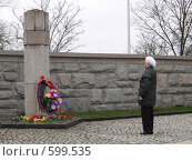 Купить «Калининград. Мемориал 1200 Гвардейцам», эксклюзивное фото № 599535, снято 9 апреля 2008 г. (c) Ирина Борсученко / Фотобанк Лори