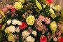 Букет цветов, фото № 601479, снято 5 декабря 2008 г. (c) Наталья Волкова / Фотобанк Лори