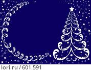 Купить «Новогодний фон», иллюстрация № 601591 (c) Ольга Дроздова / Фотобанк Лори