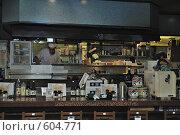 Купить «На кухне японского ресторана», фото № 604771, снято 27 ноября 2008 г. (c) Алексей Еманов / Фотобанк Лори