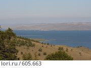 Озеро Байкал. Малое море. Стоковое фото, фотограф Дарья Киселева / Фотобанк Лори