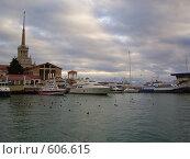 Купить «Морской порт», фото № 606615, снято 8 декабря 2007 г. (c) Анастасия Иванова / Фотобанк Лори