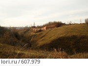 Южная стена монастыря. Стоковое фото, фотограф Иван Маршинин / Фотобанк Лори