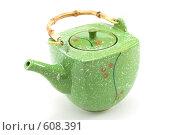 Купить «Чайник», фото № 608391, снято 28 ноября 2008 г. (c) Руслан Кудрин / Фотобанк Лори