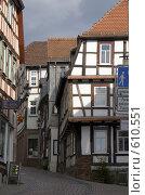 Купить «Гельнхаузен», фото № 610551, снято 5 мая 2008 г. (c) Lina Kurbanovsky / Фотобанк Лори