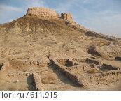 Купить «Узбекистан, Аяз-Кала», фото № 611915, снято 2 января 2008 г. (c) Легкобыт Николай / Фотобанк Лори