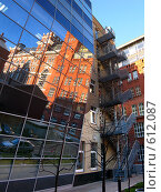 Купить «Отражение», фото № 612087, снято 8 ноября 2008 г. (c) Юрий Назаров / Фотобанк Лори