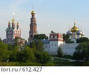Купить «Новодевичий монастырь. Москва», эксклюзивное фото № 612427, снято 9 августа 2008 г. (c) lana1501 / Фотобанк Лори