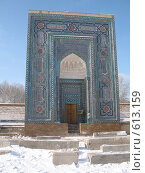 Купить «Узбекистан, Самарканд», фото № 613159, снято 8 января 2008 г. (c) Легкобыт Николай / Фотобанк Лори