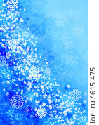 Купить «Фон для новогодней открытки», иллюстрация № 615475 (c) ElenArt / Фотобанк Лори