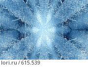 Купить «Морозный узор», иллюстрация № 615539 (c) ElenArt / Фотобанк Лори