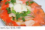 Купить «Рыбное ассорти», фото № 616199, снято 13 декабря 2008 г. (c) Тимофеев Павел / Фотобанк Лори