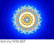 Купить «Светлый калейдоскоп», иллюстрация № 616427 (c) Parmenov Pavel / Фотобанк Лори