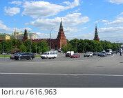 Купить «Москва. Кремль.», эксклюзивное фото № 616963, снято 2 июня 2008 г. (c) lana1501 / Фотобанк Лори