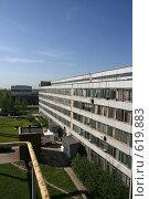 Купить «Административный корпус Южной ТЭЦ-22. Санкт-Петербург», фото № 619883, снято 21 мая 2007 г. (c) Александр Секретарев / Фотобанк Лори