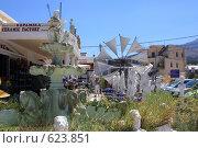 Купить «Фабрика керамики на плато Ласити, Греция, о.Крит», эксклюзивное фото № 623851, снято 9 августа 2008 г. (c) Яна Королёва / Фотобанк Лори