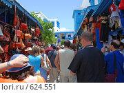 Тунис: Уличная торговля (2007 год). Редакционное фото, фотограф Сергей Яковлев / Фотобанк Лори