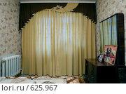 Купить «Фрагмент интерьера спальной комнаты», фото № 625967, снято 4 ноября 2008 г. (c) Гребенников Виталий / Фотобанк Лори