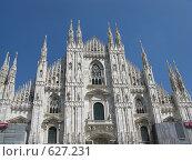 Купить «Миланский собор после реставрации. Милан. Италия.», фото № 627231, снято 23 июля 2008 г. (c) Светлана Кудрина / Фотобанк Лори