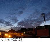 Рассвет (2008 год). Стоковое фото, фотограф Андрей Притуляк / Фотобанк Лори