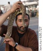 Заклинатель змей №1 (2008 год). Редакционное фото, фотограф Кирилл Дорофеев / Фотобанк Лори