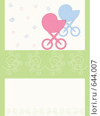 Купить «С новорожденным», иллюстрация № 644007 (c) Наталия Каупонен / Фотобанк Лори