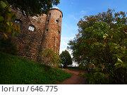 Купить «Выборг», фото № 646775, снято 5 октября 2008 г. (c) Андрей Шахов / Фотобанк Лори