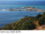 Купить «Остров Утриш», фото № 647879, снято 31 августа 2008 г. (c) Дмитрий Натарин / Фотобанк Лори