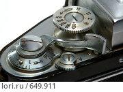 Купить «Фотокамера», фото № 649911, снято 18 декабря 2008 г. (c) Аlexander Reshetnik / Фотобанк Лори