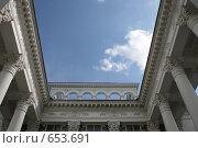 Взгляд в небо. Стоковое фото, фотограф Чировова Екатерина Владиславовна / Фотобанк Лори