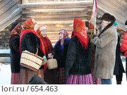Купить «Святки», фото № 654463, снято 8 января 2009 г. (c) Ольга Рындина / Фотобанк Лори