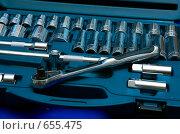 Купить «Инструментальный набор», фото № 655475, снято 18 сентября 2006 г. (c) Шутов Игорь / Фотобанк Лори
