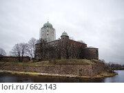 Замок в Выборге (2008 год). Редакционное фото, фотограф Илларионов Андрей / Фотобанк Лори